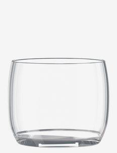 AB/C Vandglas 28 cl 2 stk. - drikkeglas - clear