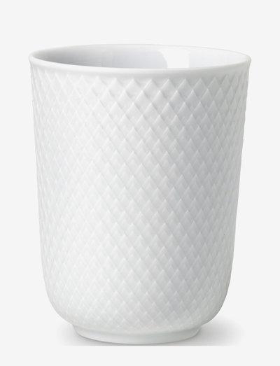 Rhombe Krus 33 cl - tekopper - white