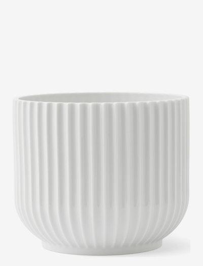 Lyngby Blomsterpotte - blomsterpotter & krukker - white