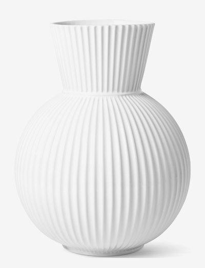Lyngby Tura Vase - maljakot - white