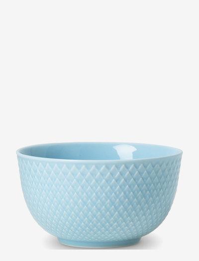 Rhombe Color Skål - frokostskåler - turquoise