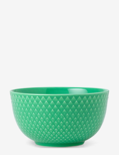 Rhombe Color Skål - frokostskåler - green