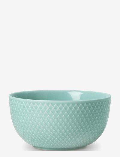 Rhombe Color Skål - frokostskåler - aqua