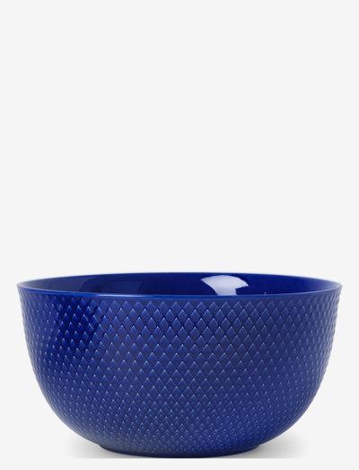 Rhombe Color Serveringsskål - serveringsskåler - dark blue