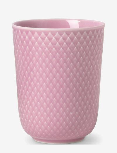 Rhombe Color Krus 33 cl - tekopper - rose