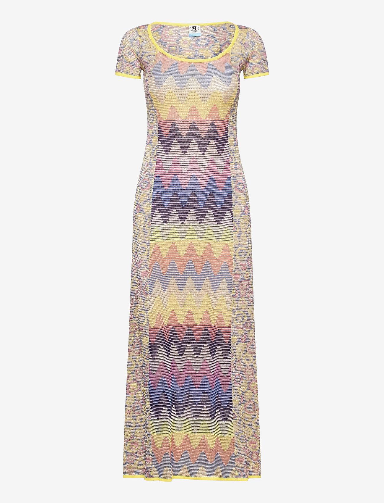 M Missoni - M MISSONI-LONG DRESS - sommerkjoler - multicolor - 0