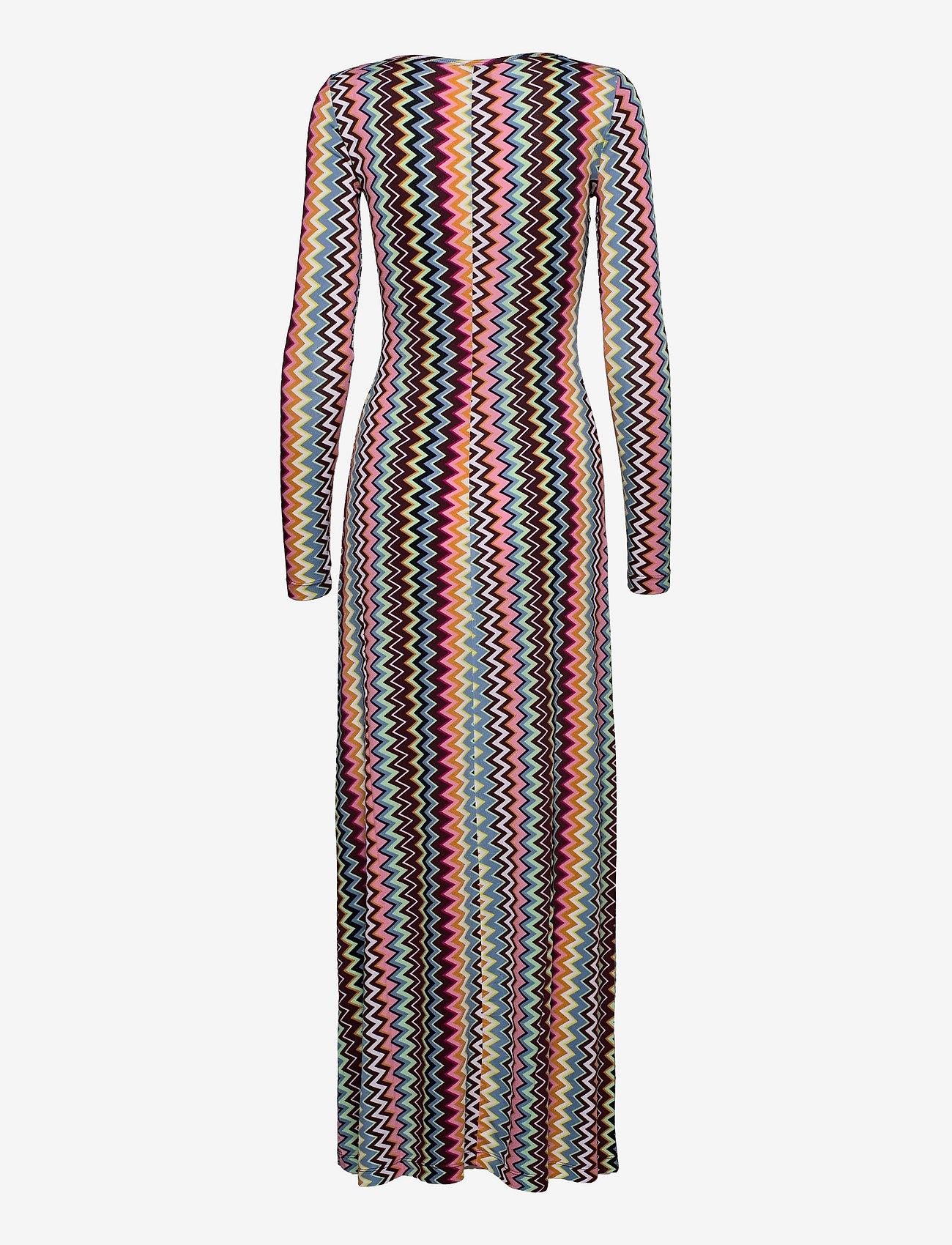 M Missoni - M MISSONI-DRESS - sommerkjoler - multicolor - 1