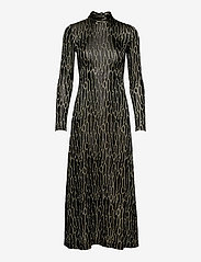 M Missoni - M MISSONI-DRESS - kveldskjoler - black/spearmint - 0