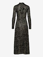 M Missoni - M MISSONI-DRESS - kveldskjoler - black/spearmint - 1