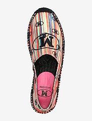 M Missoni - M MISSONI-ESPADRILLAS - platta espadriller - multicolor crayon - 3