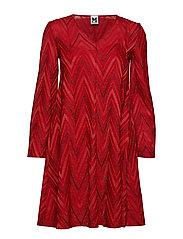 M Missoni-DRESS - RED