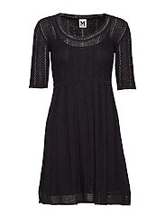 M Missoni-DRESS - BLACK