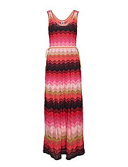M Missoni-SLEEVES LONG  DRESS - MULTI