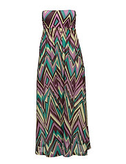 M Missoni-DRESS - DARK RED