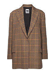 M MISSONI-JACKET - CAMEL