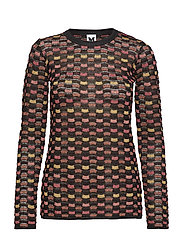 M MISSONI-SWEATER - BLACK