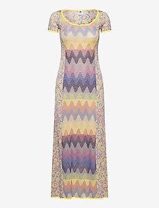 M MISSONI-LONG DRESS - sommerkjoler - multicolor