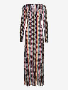 M MISSONI-DRESS - sommerkjoler - multicolor