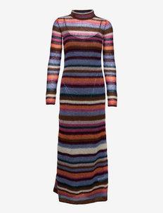M MISSONI-LONG DRESS - cocktailkjoler - multicolor