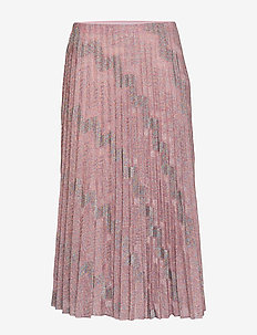 M MISSONI SKIRT - BARELY PINK