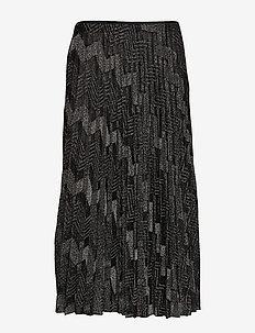 M MISSONI SKIRT - BLACK