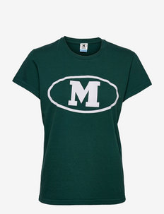 M MISSONI-SHORT SLEEVE T-SHIRT - t-shirts - ponderosa pine