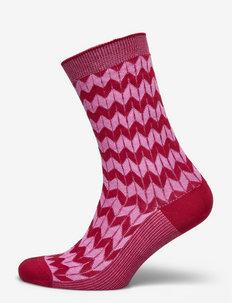 MISSONI-SOCKS - vanliga strumpor - pink