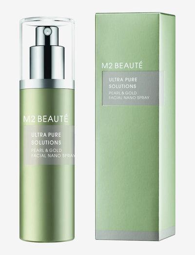 Pearl & Gold Facial Nano Spray 75 ml - setting spray - clear