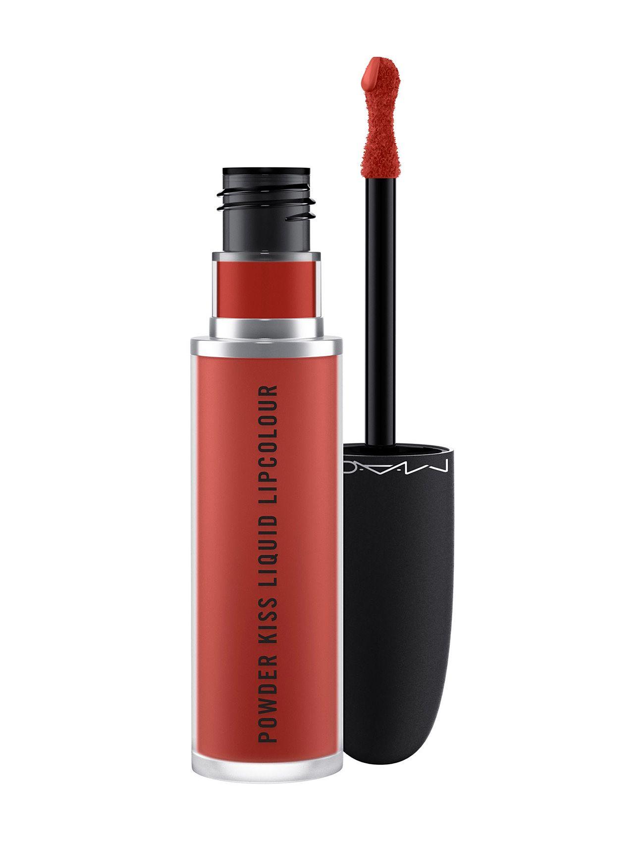 Image of Powder Kiss Liquid Lipcolour Lipgloss Makeup Rød M.A.C. (3406304257)