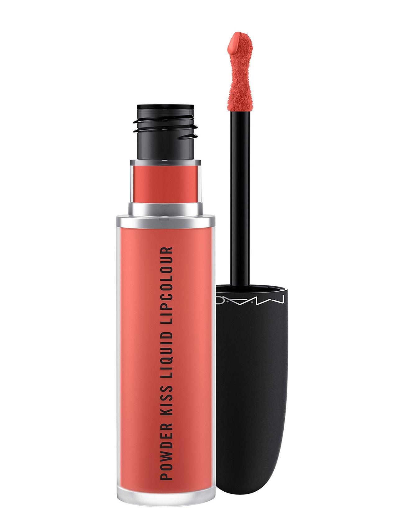 Image of Powder Kiss Liquid Lipcolour Lipgloss Makeup Rød M.A.C. (3406304267)