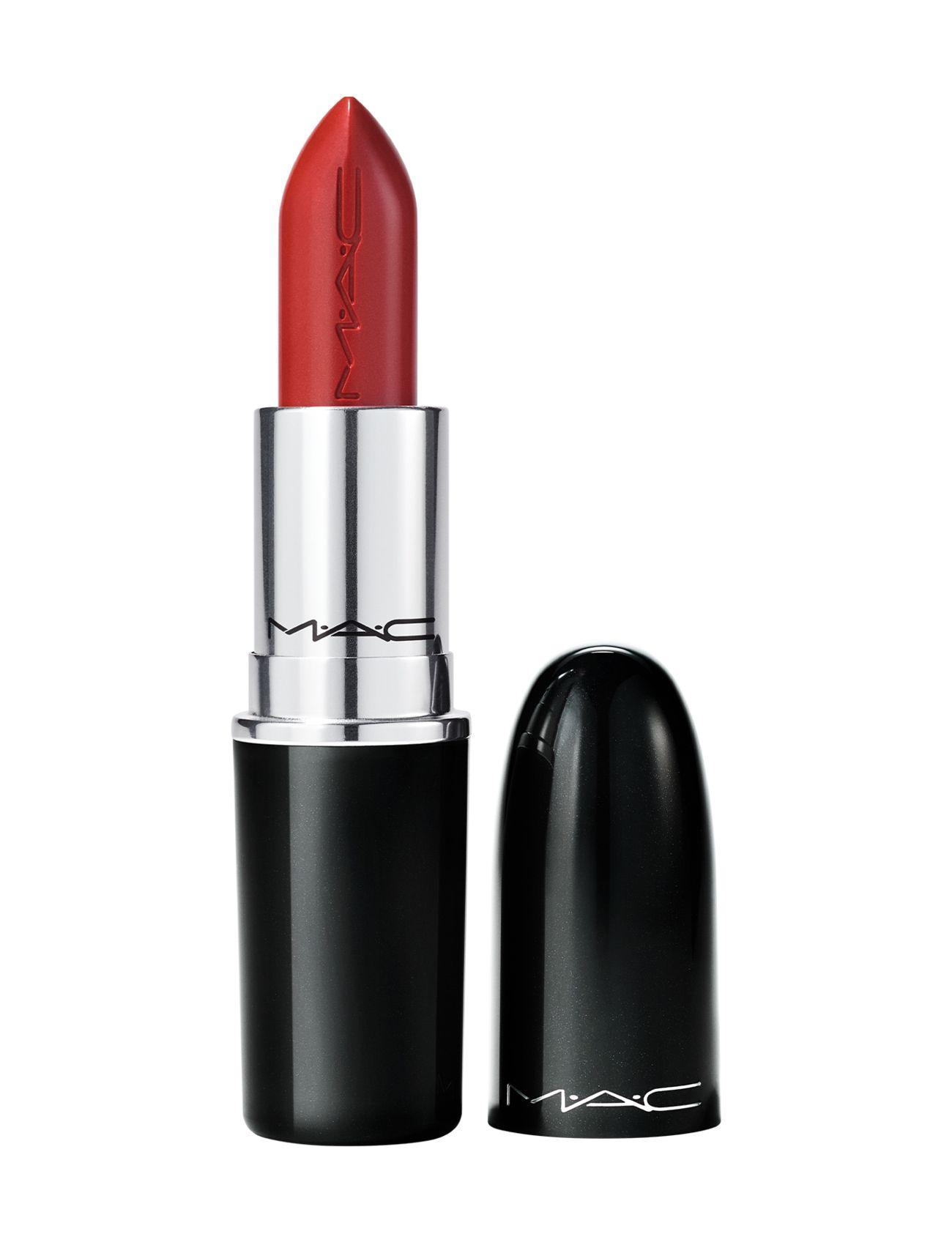 Lustreglass Lipstick Læbestift Makeup Rød M.A.C.