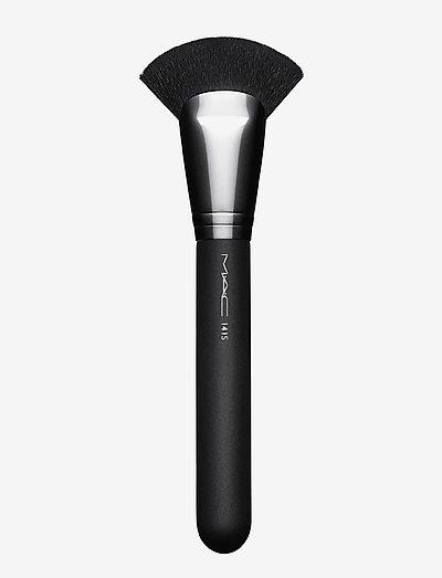 BRUSHES 141 SYNTHETIC FACE FAN BRUSH - pensler til ansigtet - 141 synthetic face fan brush