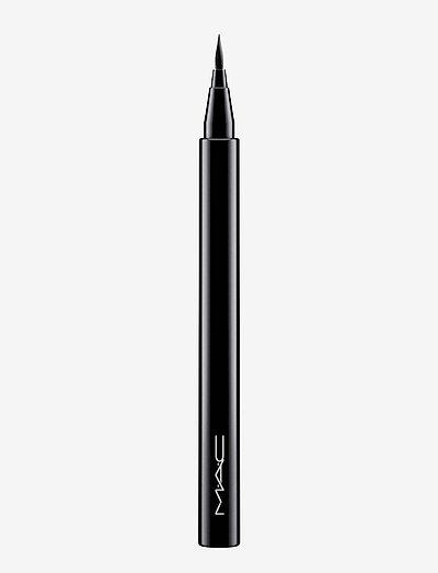 Brushstroke 24HR Liner - BLACK