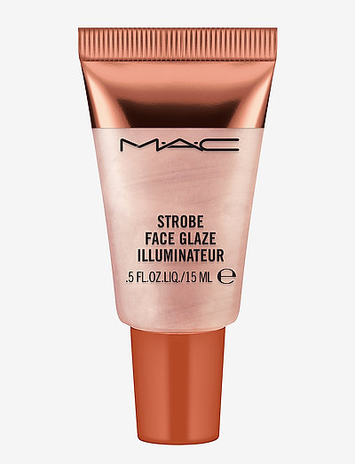 STROBE FACE GLAZE - highlighter - let's make waves