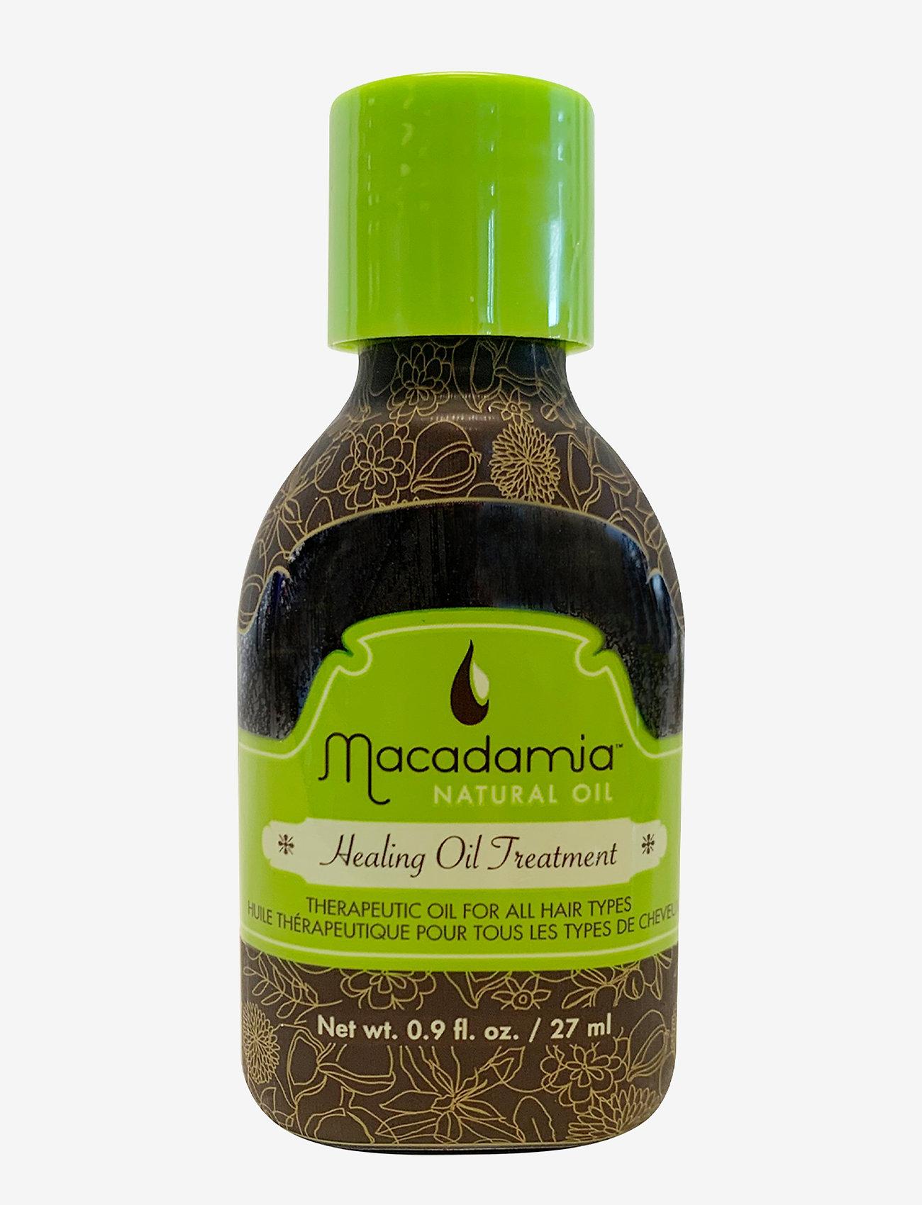 Macadamia - Healing Oil Treatment - håroljor - clear - 0