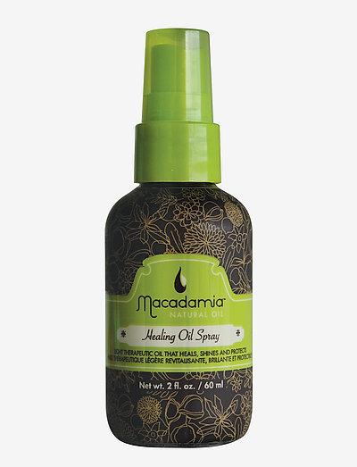 Healing Oil Spray - hiusöljyt - clear