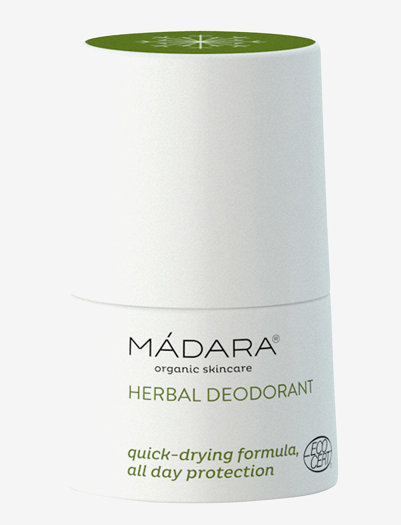 MÁDARA - Herbal Deodorant, 50 ml - deostift & cremer - clear - 0