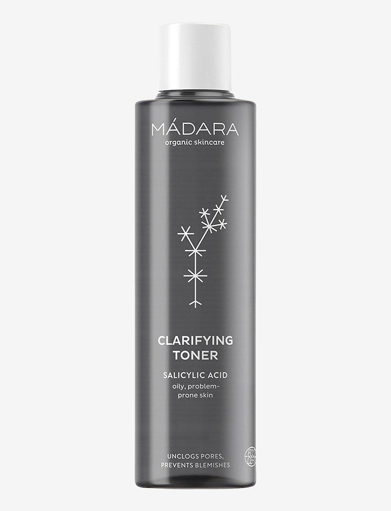 MÁDARA - Clarifying Toner, 200 ml - skintonic & toner - clear - 0