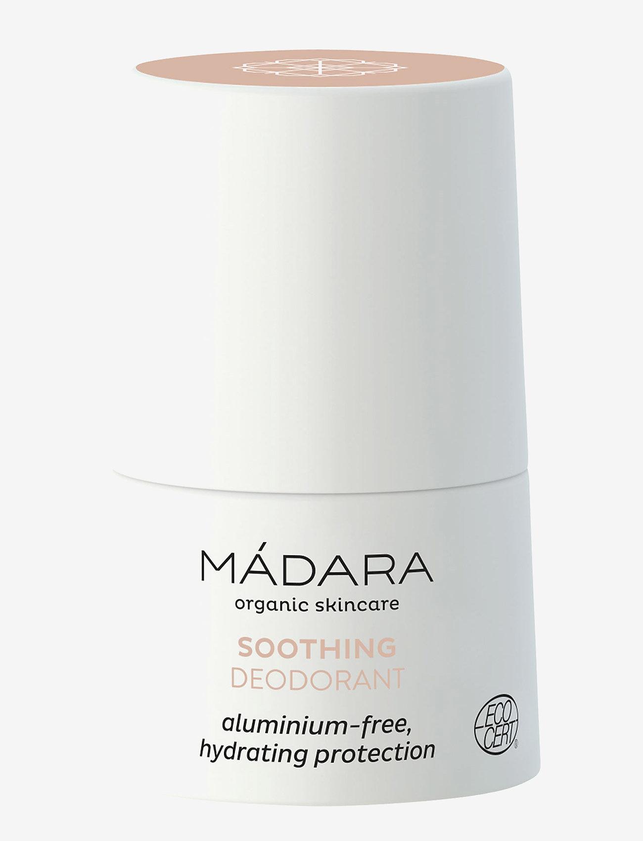MÁDARA - Soothing Deodorant, 50 ml - clear - 0