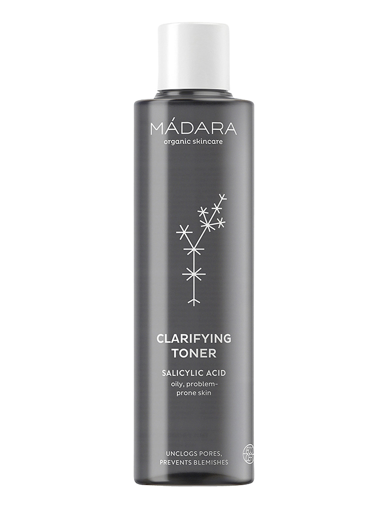 Image of Clarifying T R, 200 Ml Ansigtsrens T R Nude MÁDARA (3232945483)