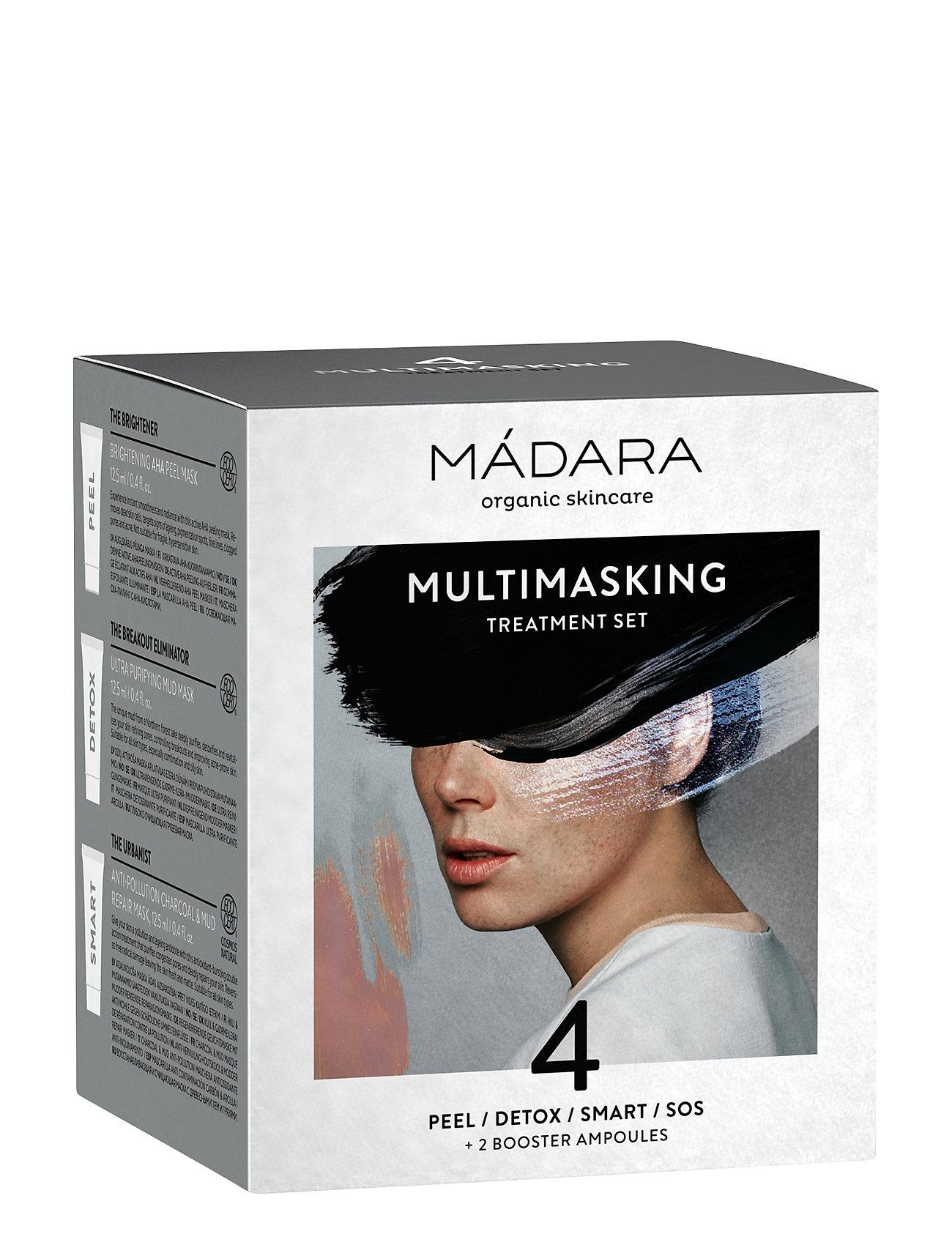 Image of Multimasking Set Ansigtspleje Nude MÁDARA (3195062581)