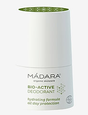 MÁDARA - Bio-Active Deodorant, 50 ml - deostift & cremer - clear - 0