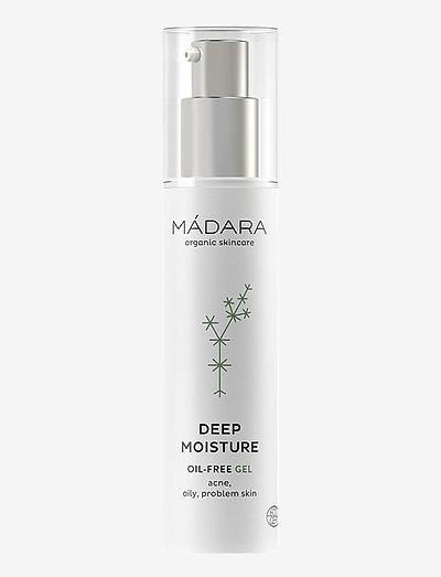 Deep Moisture Gel, 50 ml - päivävoiteet - clear