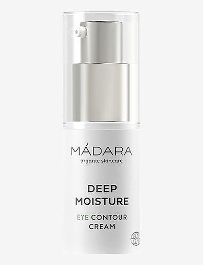 Eye Contour Cream, 15 ml - Øjencreme - clear