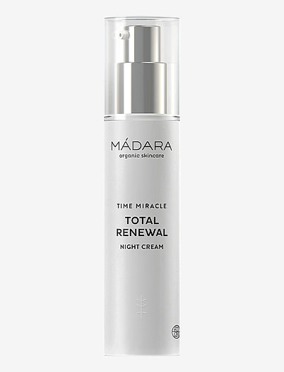 Total Renewal Night Cream, 50 ml - yövoide - clear