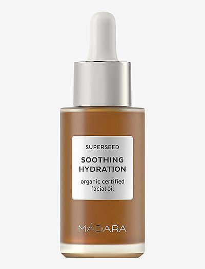 Superseed Soothing Hydration Beauty Oil, 30 ml - ansiktsolja - clear
