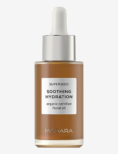 Superseed Soothing Hydration Beauty Oil, 30 ml - ansiktsoljer - clear
