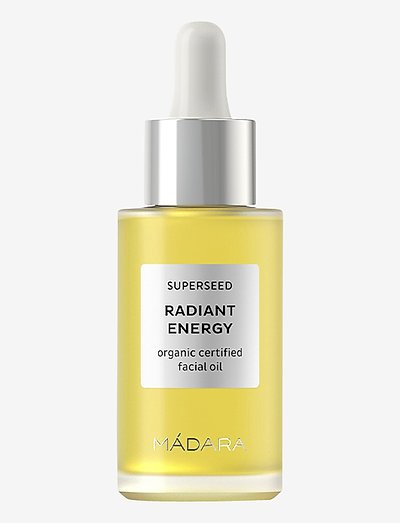 Superseed Radiant Energy Beauty Oil, 30 ml - ansiktsoljer - clear