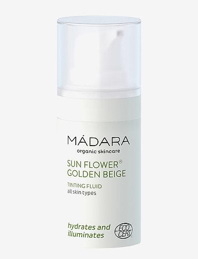 Sunflower - Tinting Fluid, 50 ml - foundation - clear