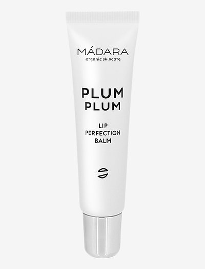 Plum Plum Lip Balm, 15 ml - leppepomade - clear